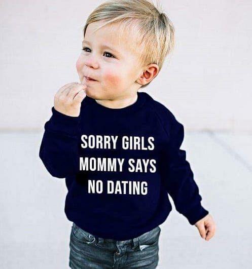 SORRY GIRLS!