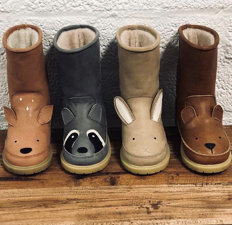Te gekke boots!