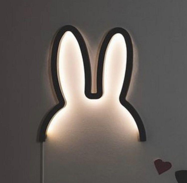 Nijntje wandlamp!