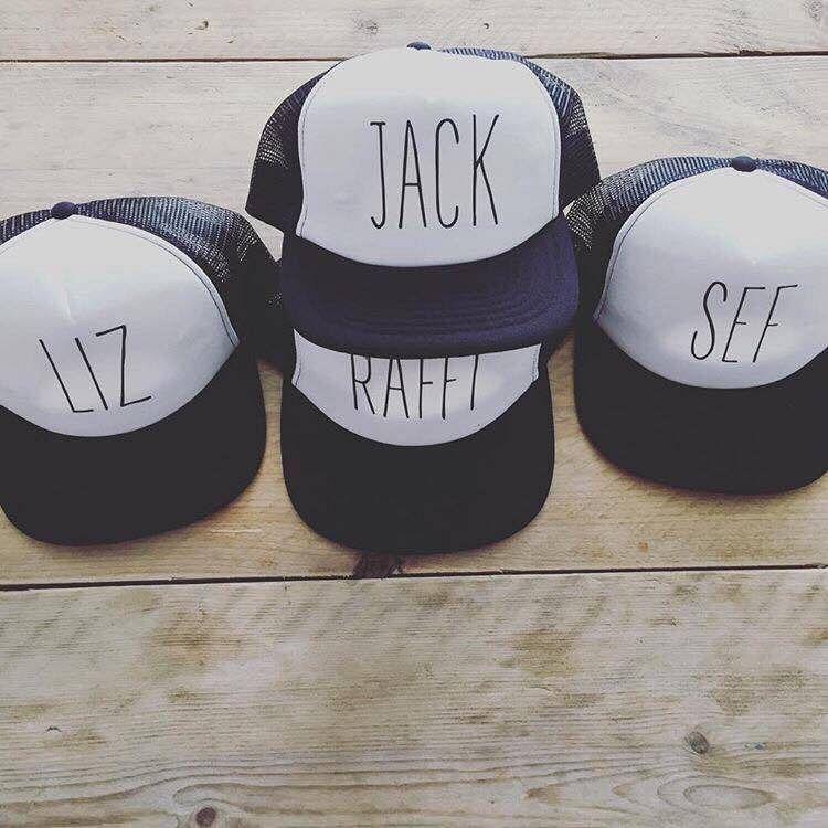 Create your own cap!